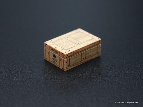 Printed Parts - Ration Box (WWII British))
