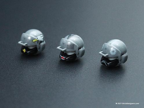 Printed Parts - Modern Helmets