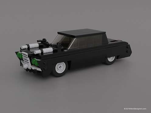 Lego Black Beauty