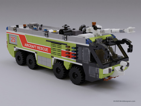 Airport Crash Tender