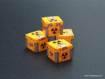 Hazardous Material Box