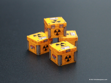 Hazardous Material Box