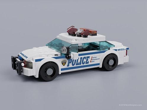Lego NYPD