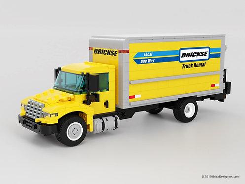 Lego Penske Truck