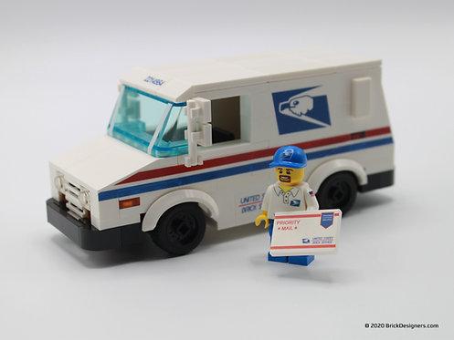 Mail Truck - Set
