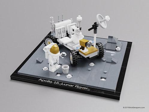 Lego Moon Rover