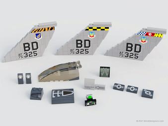 Printed Parts Pack