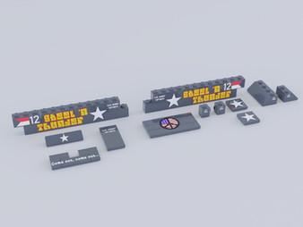APC Printed Parts Pack