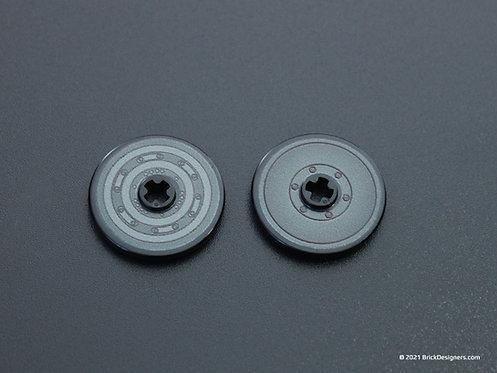 Printed Parts - Tank Wheels