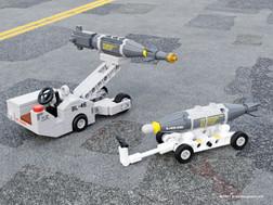 Lift Truck + Bomb Cart