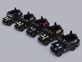 Armored Utility Vehicles
