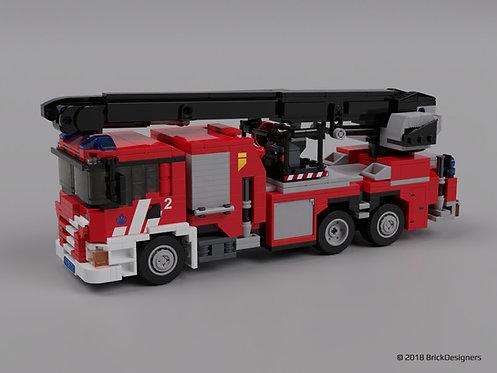 Fire Truck - Aerial Platform