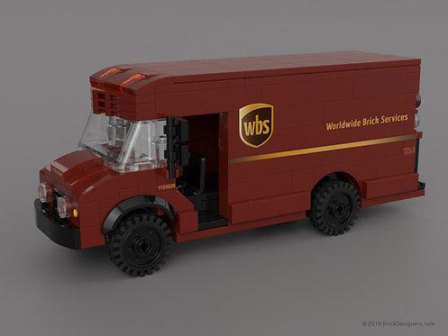 Lego UPS