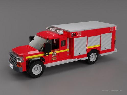 Lego EMS