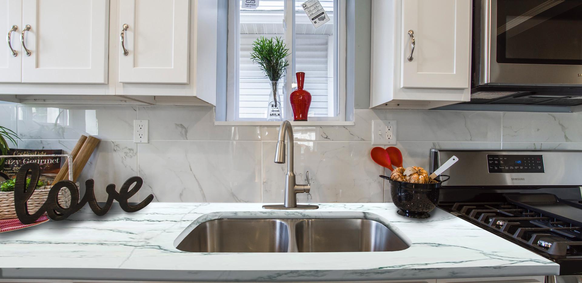 Calacatta Kitchen Countertop