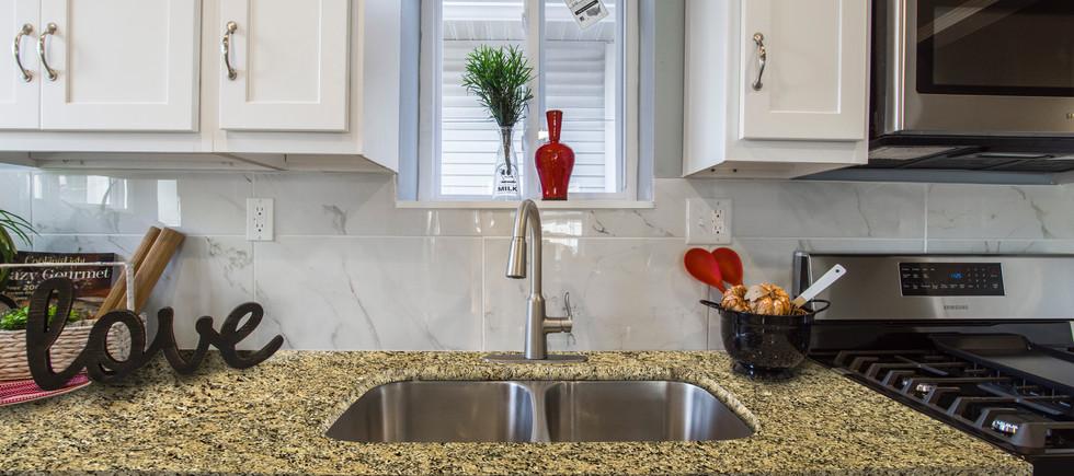Giallo Napoli Kitchen Countertop