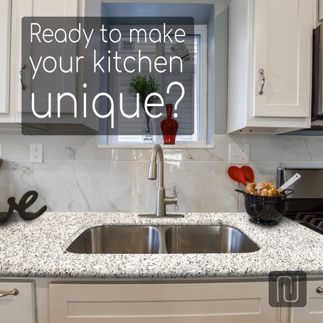 HOW TO PREPARE FOR STONE KITCHEN COUNTERTOP