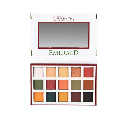 Emerald Eyeshadow Palette