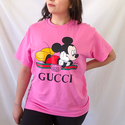 Mickey Inspired Pink