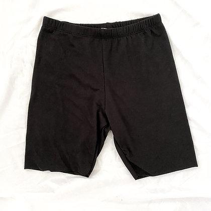Harper Biker Shorts (Black)