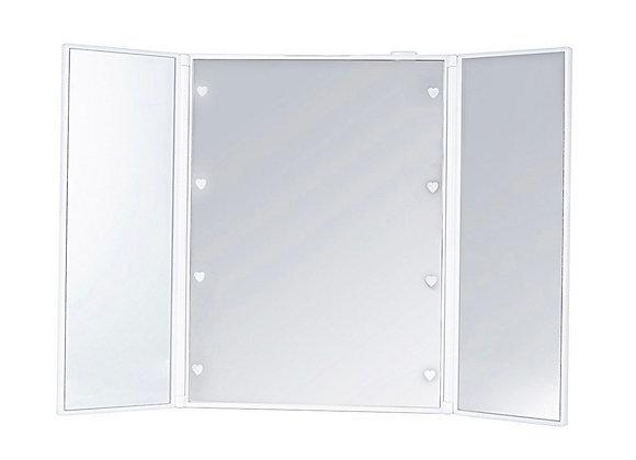 Lurella White LED Mirros