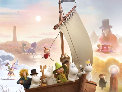 MOOMINVALLEY SEASON 2 AIR DATES PUBLISHED!