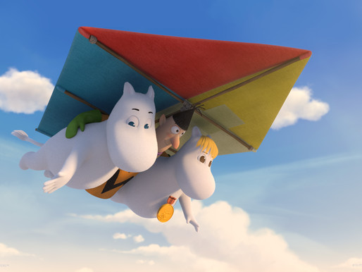 Series two of MOOMINVALLEY premieres on Sky this Christmas!