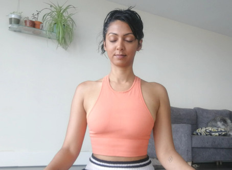 Yoga to Release Tight Shoulders & Neck