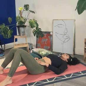 Yin Yoga to Ease Back Pain