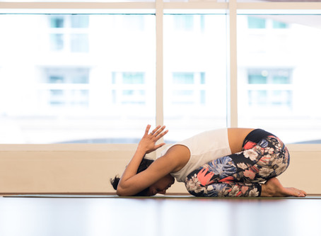 5 Yoga Postures to Reduce Stress & Anxiety