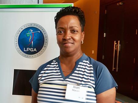 Jean Macon, LPGA