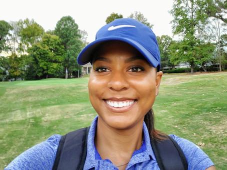 Brittny Lott, LPGA
