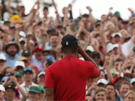 Why Tiger Woods is BIGGER than The Masters