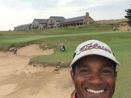 Keith Robertson, PGA Professional & Tour Player
