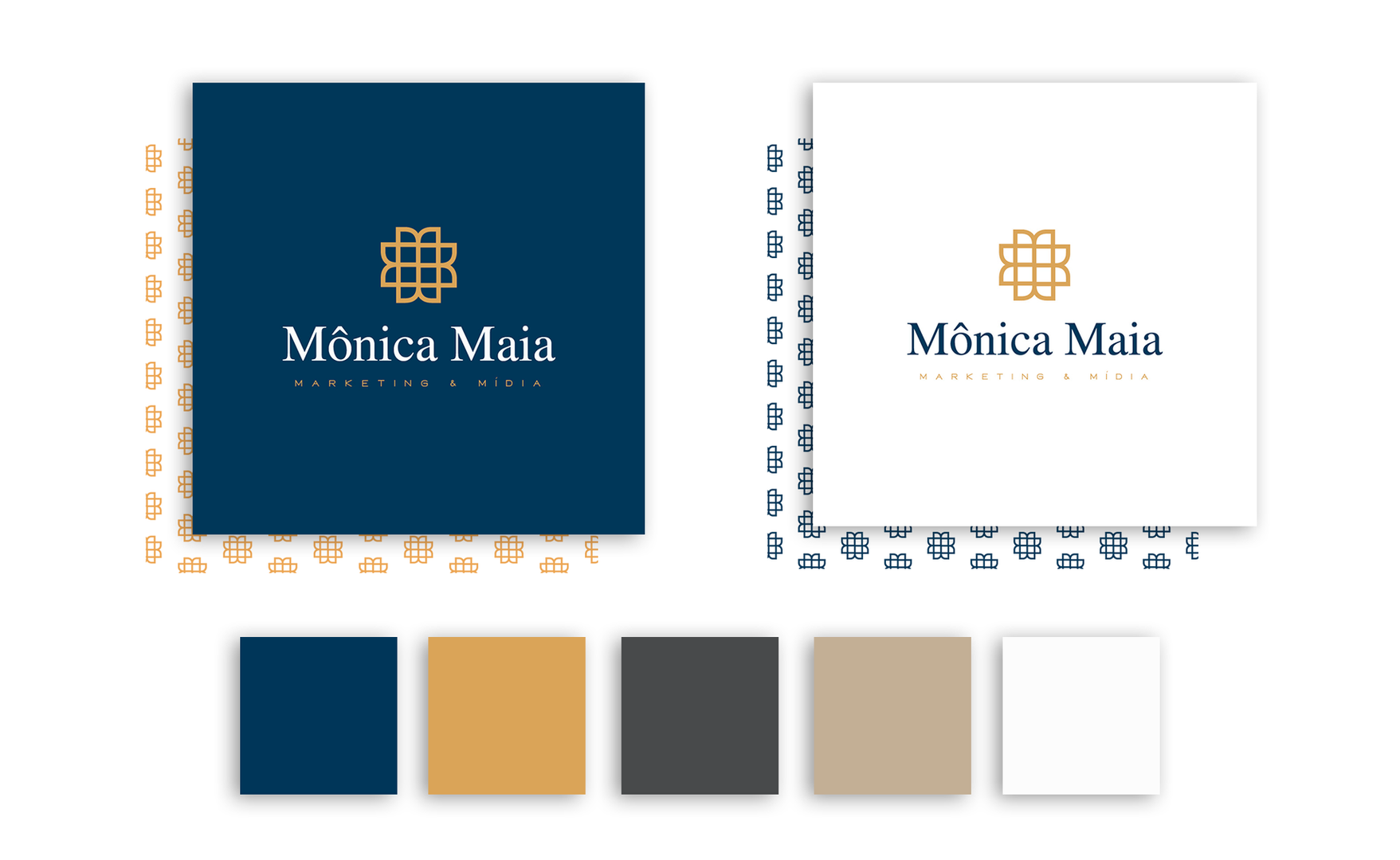 Logo Marketing e Mídia