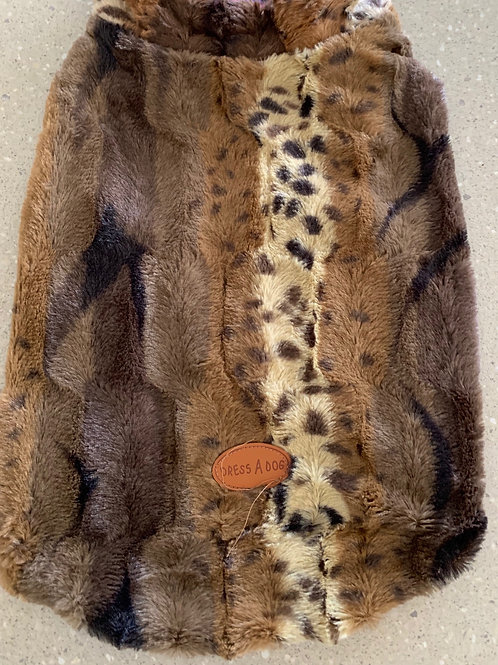 Dog Coat Lion Fur