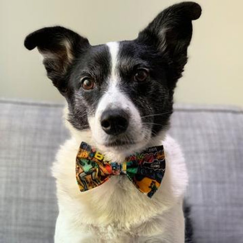 Dog Bow Tie - Batman