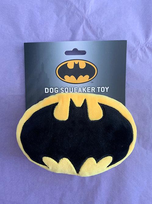 Large Batman Squeaky Plush Toy