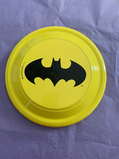 Batman Dog Frisbee