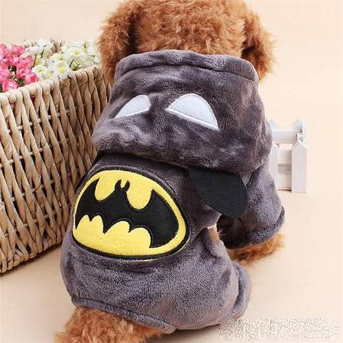 Dog Batman Costume - Medium