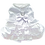 Thumbnail: White Harness Wedding Dress with Veil and Leash