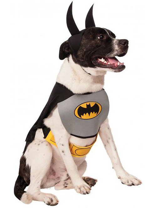 Batman Vest Dog Costume