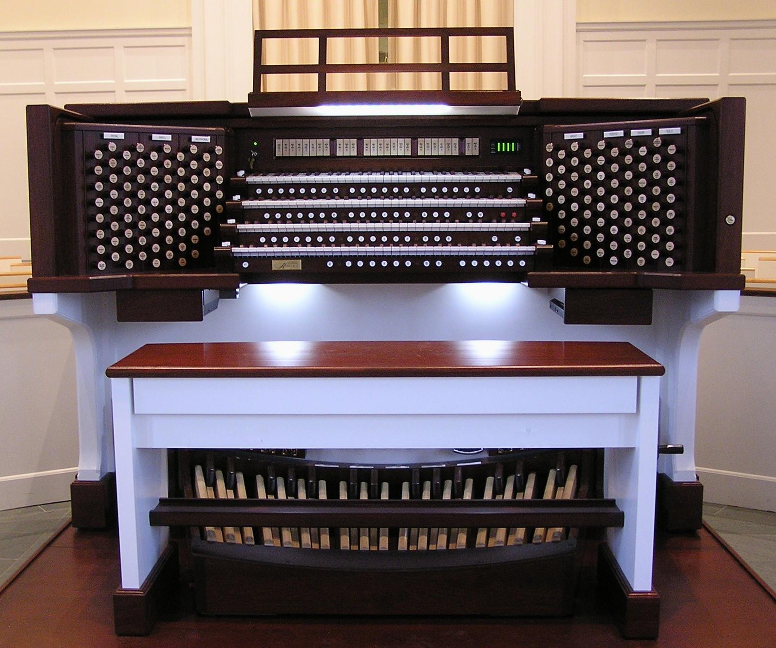 Allen Facts | Allen Organ Studios In New York