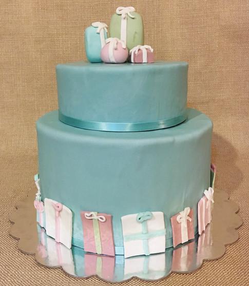 Pastel Nutcracker Birthday