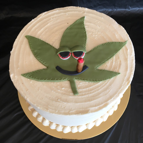 Marijuana Birthday