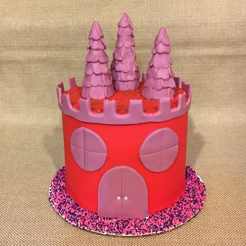 Princess 5th Birthday