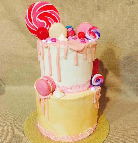 Candy & Macaron 30th Birthday