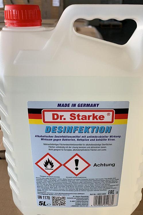 Dr. Starke® Desinfektionsmittel, 5.0 L