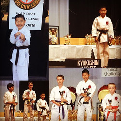 Congratulations to Kobi - this kid worked his butt off