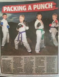Australian Martial Arts Championship